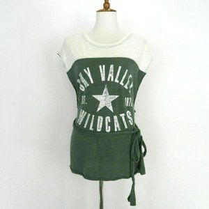 Free People We The Free Sky Valley Wildcats Tee
